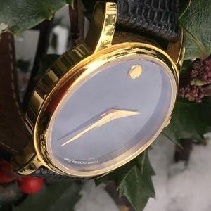 Movado Women's Swiss Museum Classic Watch